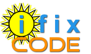 I Fix Code graphic